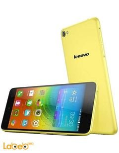 موبايل لينوفو S60 - ذاكرة 8 جيجابايت - اصفر - دوال سيم - S60-t