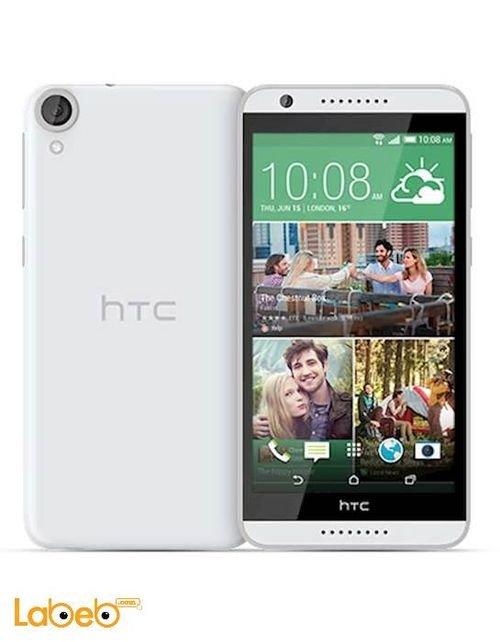 موبايل HTC ديزاير 820 16 جيجابايت ابيض
