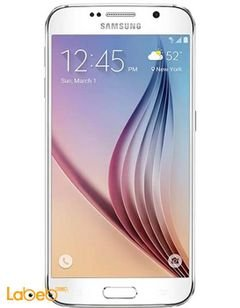 Samsung Galaxy S6 smartphone - 32GB - 5.1inch - White color