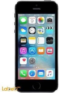 موبايل ايفون 5S ابل - ذاكرة 16 جيجابايت - لون اسود - A1533