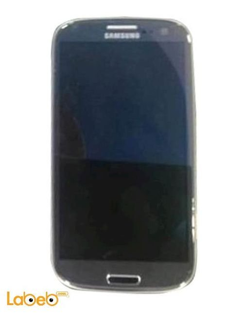 Transparent monitor for galaxy S3