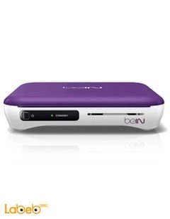 bein High Definition Digital Satellite receiver - purple - IRHD-1000s