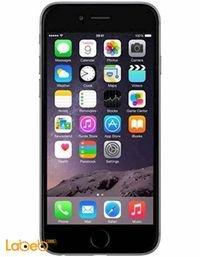 موبايل ايفون 6 ابل شاشة سوداء A1549