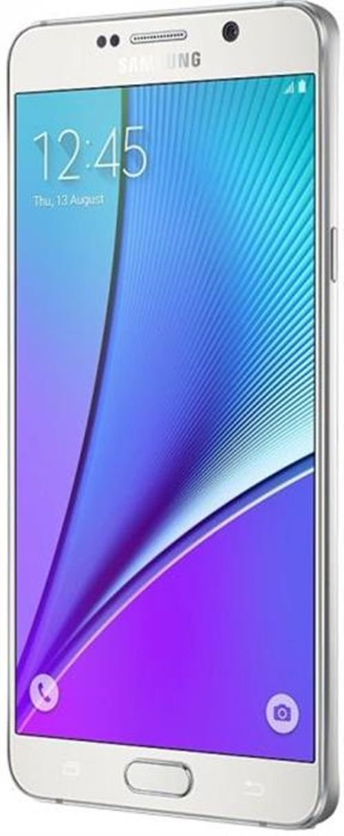 Samsung Galaxy Note 5 smartphone screen 32GB White SM-N920C