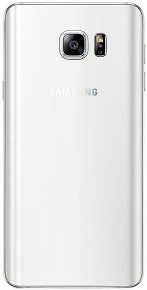 Samsung Galaxy Note 5 smartphone back White SM-N920C