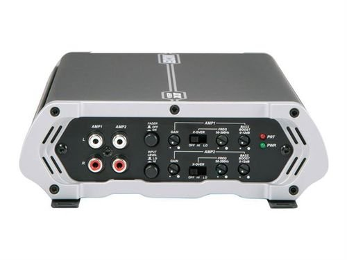 kicker amplifier, 500W, 10Hz-20KHz, DXA250.4