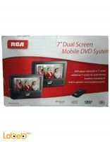 DRC69707E RCA mobile DVD system dual 7 inch screen