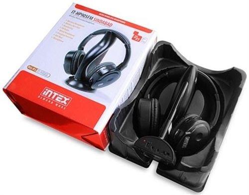 سماعات رأس انتيكس IT-HP905FM لاسلكية تشمل ميكروفون