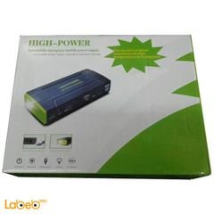 High power automobile emergency mobile power supply - 16000mAh