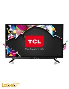 TCL TV - LED - 32Inch - 1366x768 Pixels - USB - Model L32D2700S