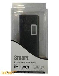 شاحن محمول Ipower - لكل انواع الهواتف - 1400mAh - شاشة ديجيتال