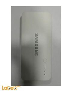 Samsung External Power Bank - 12000mAh - White color