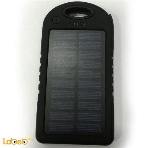 بطارية محمولة تعمل على الطاقة الشمسية 5000mAh موديل ES500