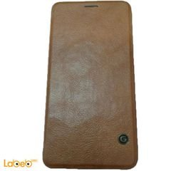 Mobile cover - for Samsung galaxy note 5 - Brown color