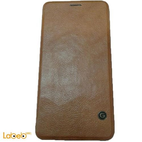 Mobile cover for Samsung galaxy note 5 Brown color