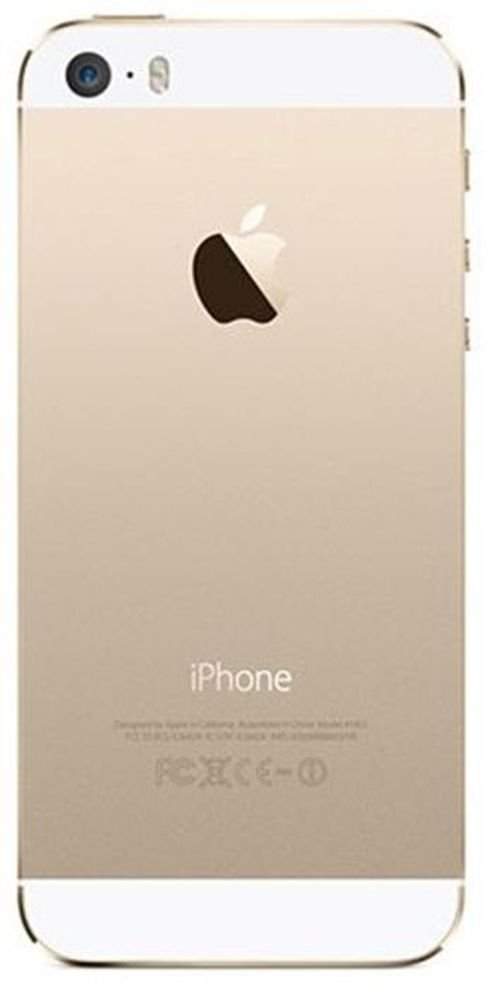 back gold iPhone 5S 16GB