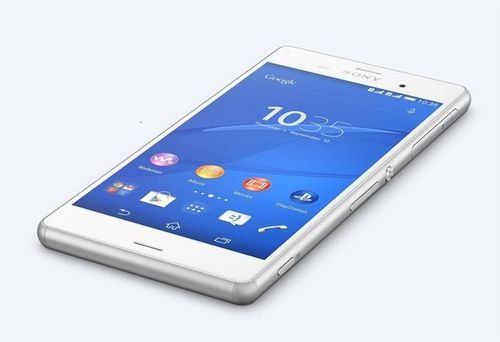 White Sony Xperia Z3 16GB