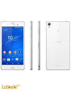 Sony Xperia Z3 Dual Smartphone - 16GB - White color - D6633