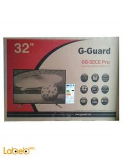 G-Guard LED TV - 32inch - HD TV - GG-32CE PRO