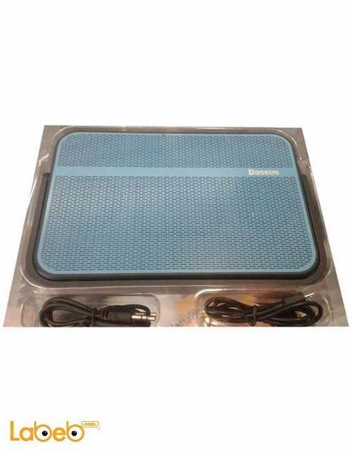 سماعات بلوتوث لاسلكية Baseus لون ازرق MT 4762