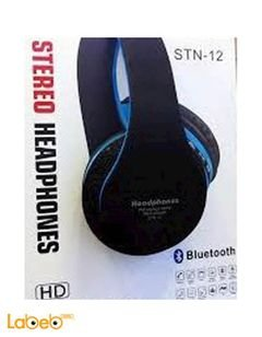 bluetooth stereo headphones - radio - micro sd card - STN-12