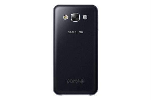 back Black Galaxy E5 16GB