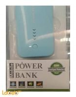blue Chinese Apple External 7000 mAh