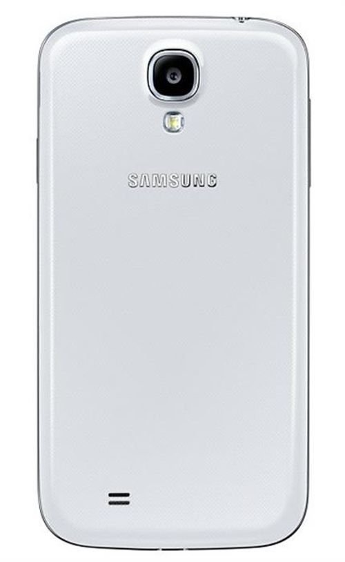 back white galaxy S4 smartphone 16GB