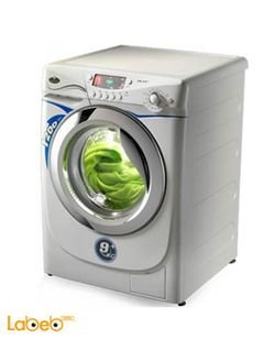 Kiriazi Front Loading Washer - 9Kg - 1200rpm - white - KW1209