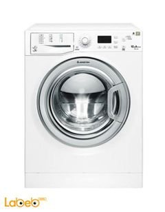 Ariston Washing Machine - 7Kg - 1000Rpm - White - WMG 700 EX