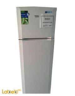 ثلاجة فريزر علوي بيكو - 15 قدم - 288 لتر - لون ابيض - DSE30020