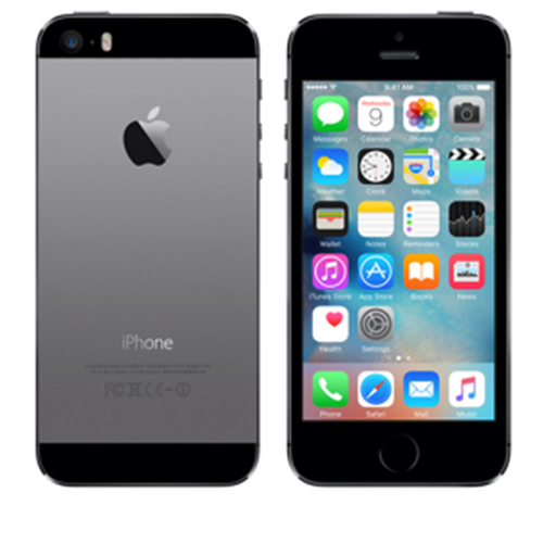 back Black Apple iPhone 5 16GB