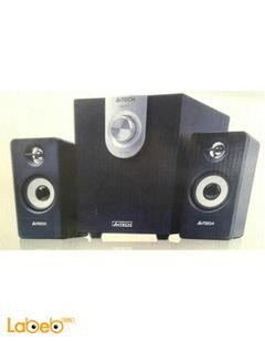 A4TECH Music multimedia speaker - 160W - 2.1 channel - AS 317