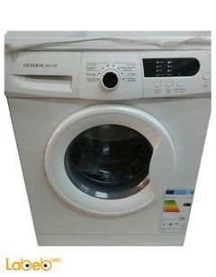 General Deluxe Washing Machine - 6Kg - White color - GAW684
