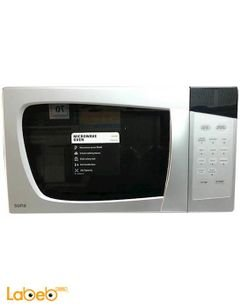 Sona Microwave - 25 liter - 800W - silver color - model EM25LSH