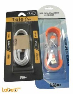 USB Data Transfer Charging for Iphone and Samsung - High quality