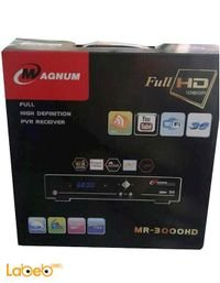 رسيفر ماغنوم 6000 قناة 1080 بكسل واي فاي MR-3000HD