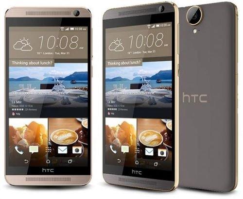 موبايل HTC ون E9 بلس ذهبي HTC One E9 +
