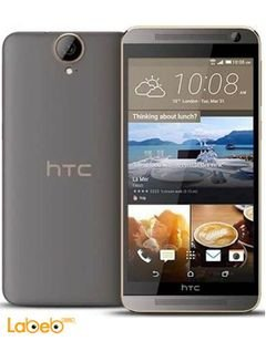 HTC One E9 plus smartphone - 32GB - 5.5inch - 20 MP - gold