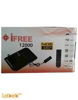 iFree 12000 Digital receiver 4000 channel 1080p USB black