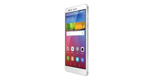 White Huawei GR5 smartphone