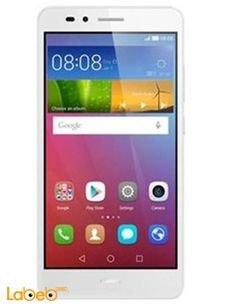 Huawei honor 5X - GR5 smartphone - 16GB - Dual Sim - White - KIW-L21