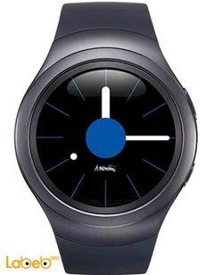 ساعة ذكية سامسونج جير S2 - اسود - 4 جيجابايت - ET-SRR72MBEBUS