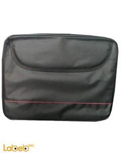 Laptop bag - 16.6 inch screen size - Black color