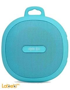 Xipin smart bluetooth speaker - memory card - blue - AI-1