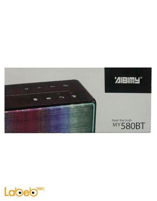 مكبر صوت لاسلكي Aibimy موديل MY-580BT