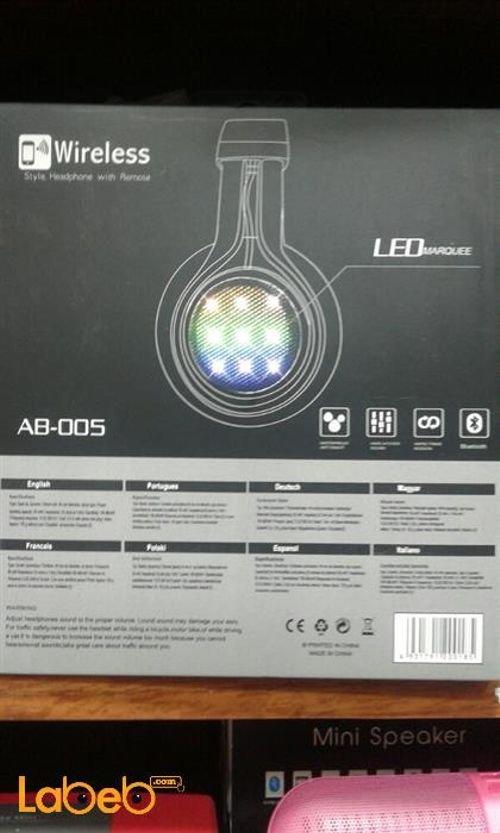 سماعات لاسلكية AB-005