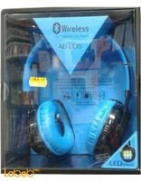 سماعات لاسلكية بلوتوث 2.1 أزرق AB-005