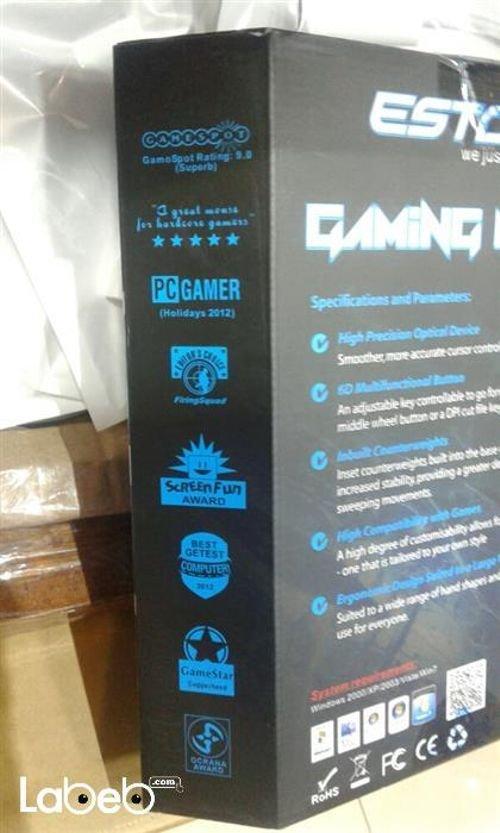 ماوس ألعاب سلكية ايستون X6