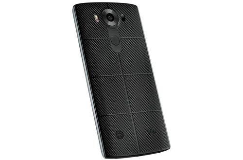 خلفية موبايل LG V10 ذاكرة 32 جيجابايت لون اسود LG V10 H960YK